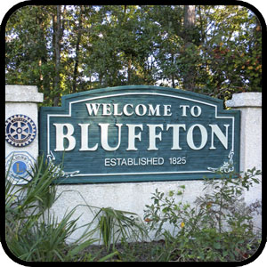 Bluffton SC Trash Collection