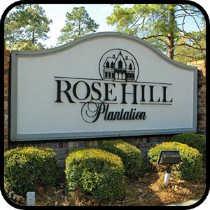Trash Collection for Rose Hill, SC
